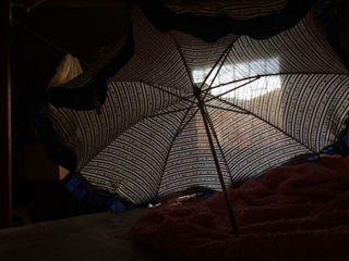 Sombrilla silla bebé