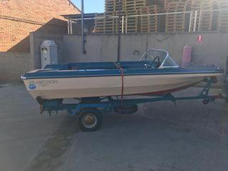 Barca + Motor + Remolque