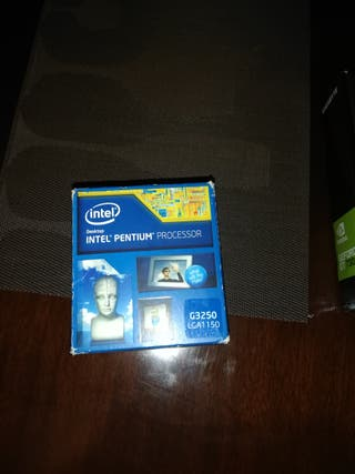 procesador Intel pentium G3250