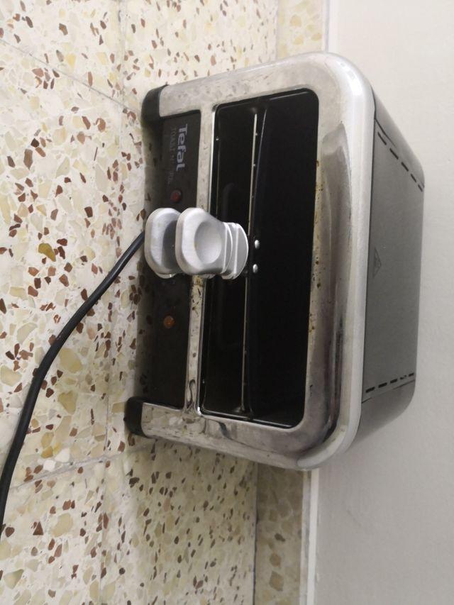 mini horno tostadora