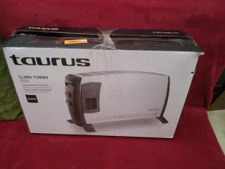 Estufa portátil Taurus Clima Turbo 2000