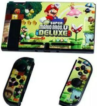 fundas Nintendo switch variadas