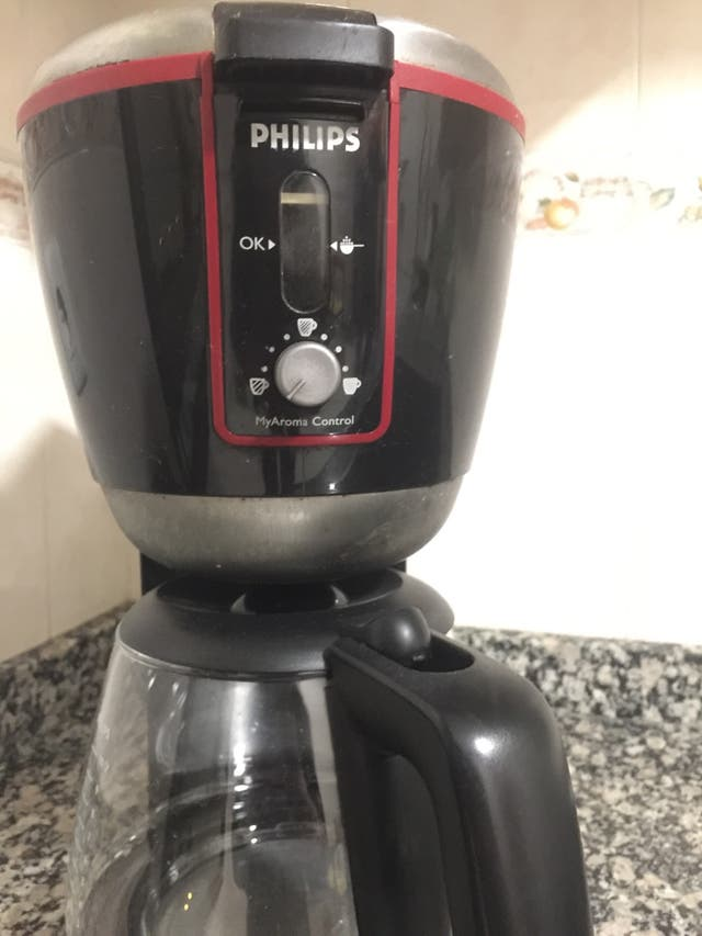 Cafetera Philips MyArome