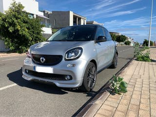 smart forfour pack Brabus 2018