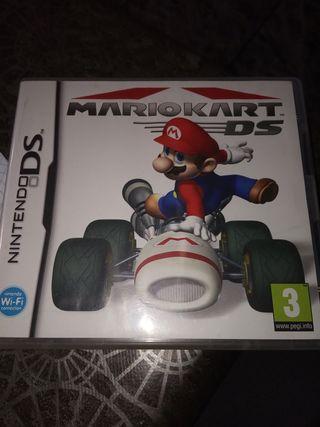 Videojuego Nintendo DS Mariokart