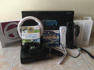Wii sports resort pak y accesorios