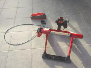 Rodillo bici Elite elastogel