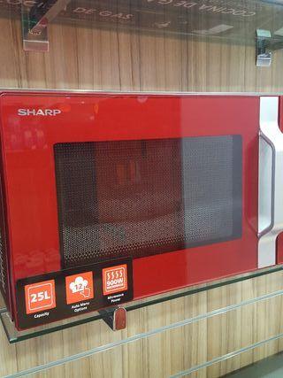 Microondas SHARP R344RD 900w