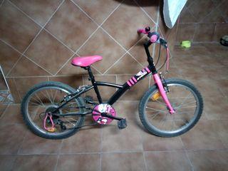 Bicicleta niño niña infantil hasta 9 años