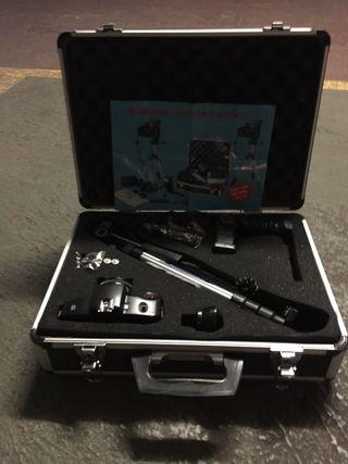 Cámara fotográfica kit kanomatic