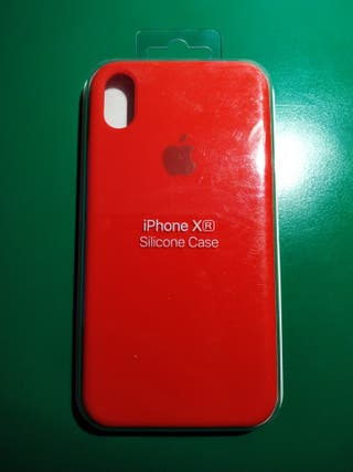 Funda Iphone XR Original Roja