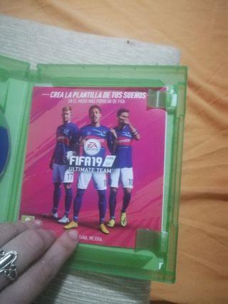 FIFA19 PARA XBOX ONE
