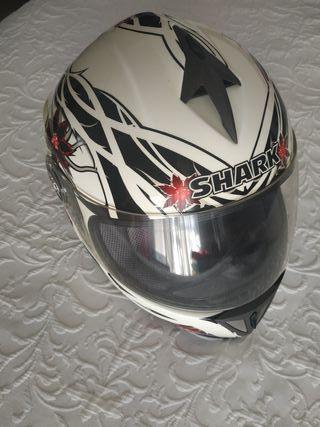 "Casco moto ""Shark"" Talla S"