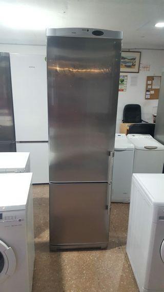 frigorífico fagor inoxidable