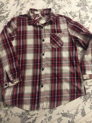 Camisa niña talla 4-5
