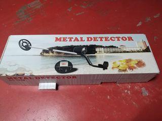 detector de metales velleman