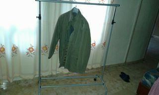 Seporte para colgar ropa
