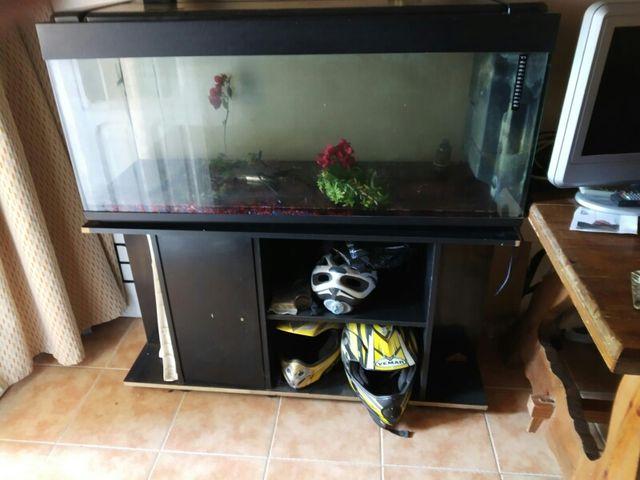 acuario completo 100litros