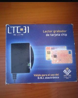 lector tarjetas con chip