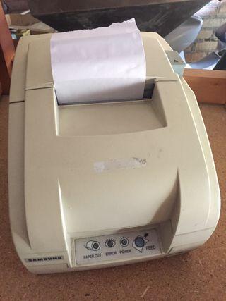 Impresora comercio