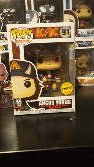 Funko chase Angus Young