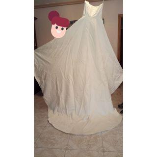 88795ff43 Vestido de novia de segunda mano en la provincia de Zamora en WALLAPOP