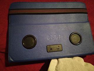 Funda con dos altavoces,para tablet de 10 pulgadas