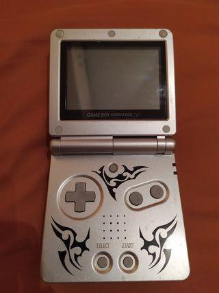 Game Boy Advance SP Trival
