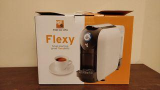 Cafetera Capsulas Monodosis SGL Flexy