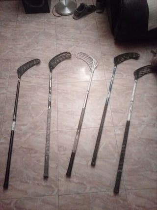 palos de hockey
