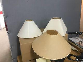 Pantalla para lámpara