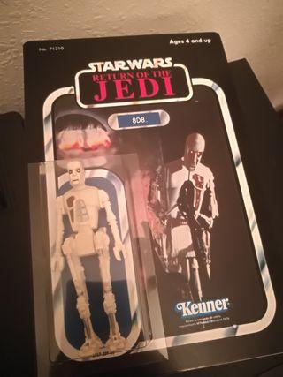 Star Wars 8D8 droid 1983 vintage en blister