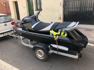 Moto de agua Yamaha waverunner