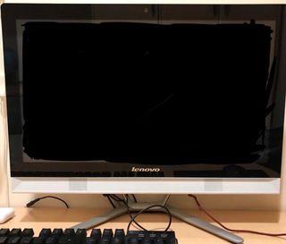Ordenador Lenovo all in one como nuevo