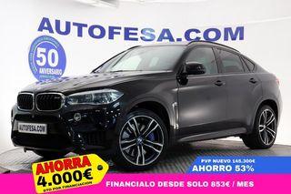 BMW X6 M M 4.4 575CV Auto 4WD 5p