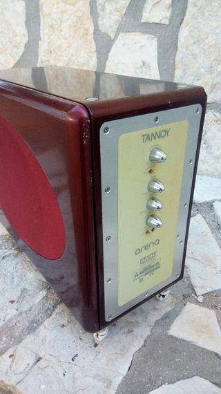 Subwoofer tannoy ts300 averiado
