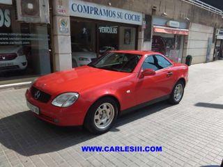 Mercedes Clase SLK 200