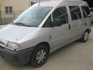 Fiat Scudo 1.9 TD COMBIESPACE