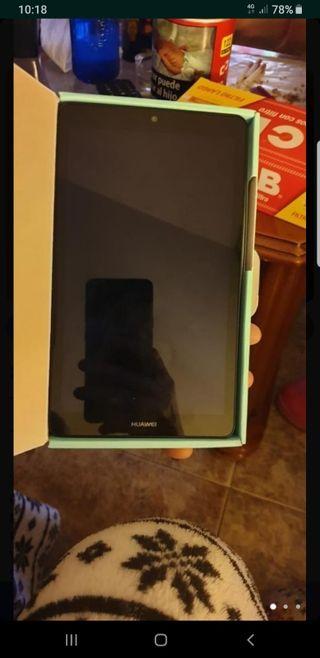 Tablet Huawei media pad T3 7, Totalmente NUEVA
