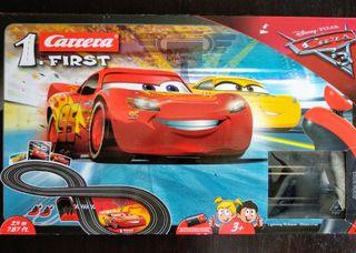 carrera first cars.