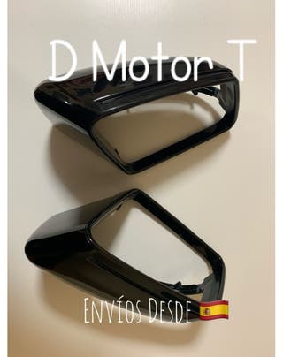 OFERTA Set Carcasas Retrovisores Mercedes Negro