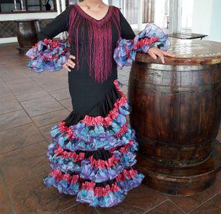 vestido sevillana / flamenca