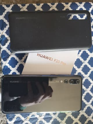 Huawei p20 pro like new with accesories