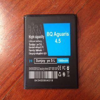 Batería bq aquarius 4.5 original