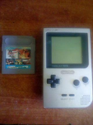 Game Boy Pocket y 60 juegos en 1