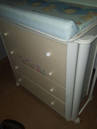 armario para bebes