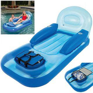 Colchoneta hinchable para playa piscina