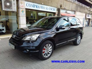 Honda CR-V 2.2 iCTDi Luxury