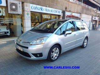 Citroën Grand C4 Picasso 1.6 HDi CMP Exclusive