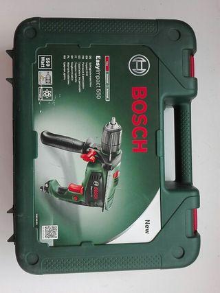 Taladro Bosch 550W. Nuevo a estrenar!!